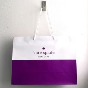 2 for $10 Kate Spade | Paper Shopping Tote